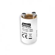 Starter FS-U pour tube fluo 4W à 22W