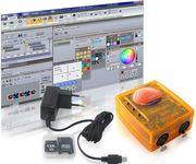 Sunlite suite 2 first class Interface usb DMX et Logiciel de controle DMX512
