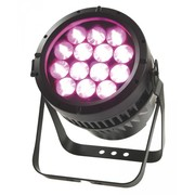 Projecteur led IP66 Starway Suprakolor 14 Leds 15w  RGB +W Zoom