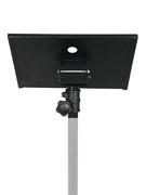 Plateau 385 X 272 pour projecteur vidéo adaptable sur pied enceinte 35mm