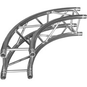 Structure ASD 290 Quart de cercle 3m