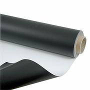 Tapis de danse noir et blanc réversible largeur 1,5m longueur 10m