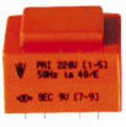 Transformateur CI 2X15V 10VA primaire 230V