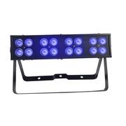 Mini Barre LED UV DMX - Power Lighting - 16x3W