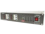 Bloc de puissance HQ Power 6X10A