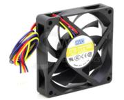 Ventilateur 70X70X15 12V 0.30A