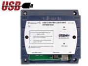 Interface USB DMX Velleman VM116
