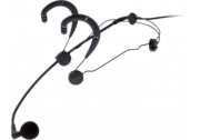 Micro serre tête supercardioide noir Shure WBH54B
