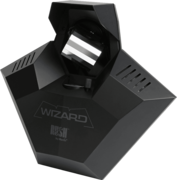 Effet led RUSH Wizard 2R 10 canaux DMX