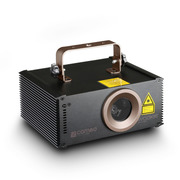 Laser Cameo - WOOKIE 200 RGY - Laser animation RGY 200 mW