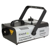 Machine à Fumée 1200W Ibiza DMX + télécommande programmable + HF