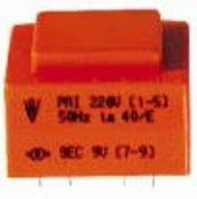 Transformateur CI 2X15V 5VA primaire 230V 4,5cmx3,8cm