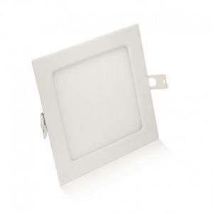 Plafonnier LED Blanc 150 x 150 10W 3000°K