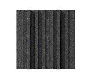 AGAD-A Artnovion Lot de 10 absorbeurs 300 Hz à 5000 Hz gris anthracite