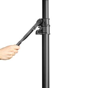 Gravity LS VARI-POLE 01 B - Barre télescopique Vari-Pole® longueur 2,10 - 3,70 m