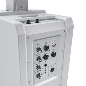 LD Systems MAUI 11 G2 W - Système sono colonne ultra-portable avec mixeur intégré et Bluetooth