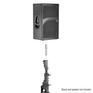 Adam Hall Stands SLS 36 TV 28 - Adaptateur 28 mm (Goujon Adaptateur) à 35 mm