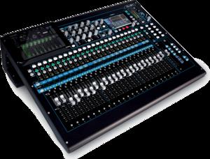 Console mixage Allen & heath QU-24