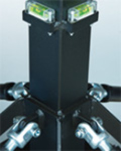 Pied à treuil professionnel ASD ALT470 4m70 150Kg