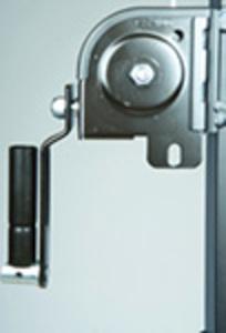 Pied de levage à treuil ASD ST4000 hauteur max 4m charge 80Kg