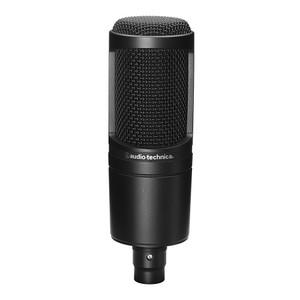 Micro de studio statique cardioïde Audio Technica AT2020