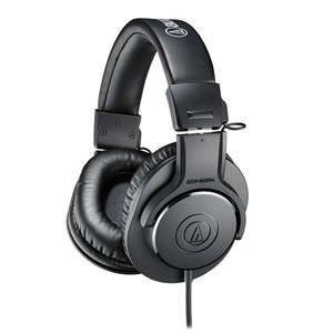 Casque Studio Monitoring Audio Technica ATH-M20X noir
