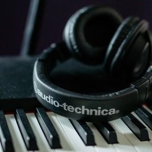 Casque studio fermé Audio-Technica ATH-M50x 38 Ohms