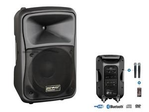 livraison gratuite syst me de sonorisation portable power acoustics be9412 uhf abs power. Black Bedroom Furniture Sets. Home Design Ideas