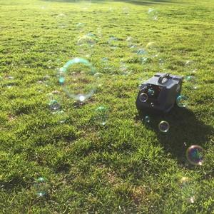 ADJ Bubbletron GO Machine à Bulle sur Batterie