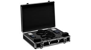 AKG C414 XLS Matched pair, en valise de 2 micros statiques appairés avec accessoires
