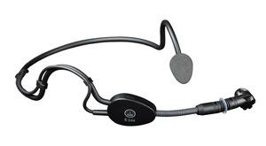 Micro serre tête Statique Cardioïde AKG C544L