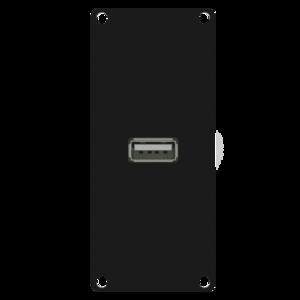 CASY161-B Caymon module avec embase usb 2.0 femelle des deux côtés