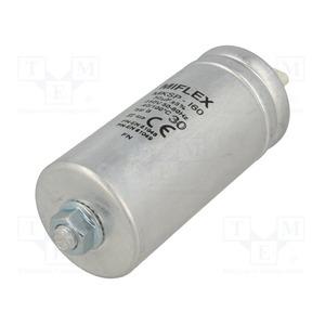 Condensateur metal pour lampe 30uA 250V