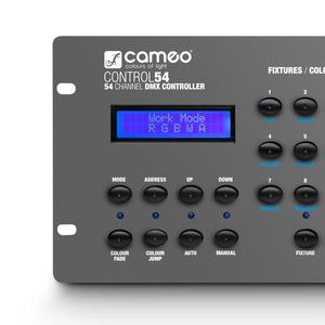 Contrôleur PAR Led DMX CAMEO Control 54