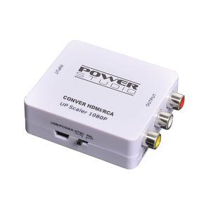 Convertisseur vidéo power studio HDMI vers RCA composite
