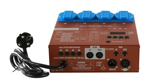 Bloc de puissance Starway DLI 416 4 canaux 1000W DMX