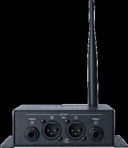 Transmetteur audio sans fil UHF DENON DN202-WT