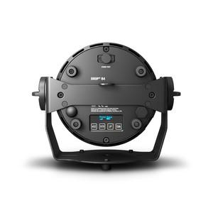Projecteur led Cameo DROP B4 sur batterie étanche IP65 RGBWA-UV avec alimentation