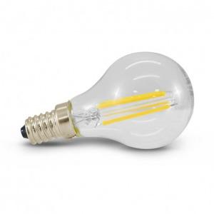 Ampoule led E14 sphérique 4W dimmable 2700K