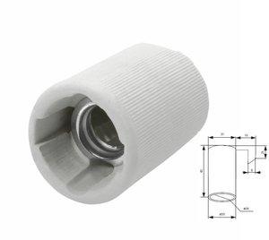 Douille porcelaine E14