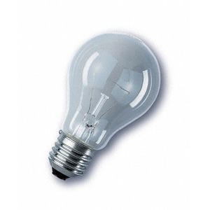 Ampoule E27 24V 40W 60X105mm claire