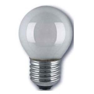 ampoule sph rique e27 120v 130v 40w d polie 100v 130v prozic. Black Bedroom Furniture Sets. Home Design Ideas