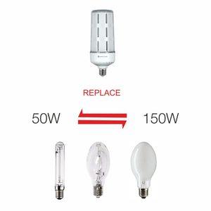 LAMPE LED BENEITO ET FAURE ARIA 50W E40 220V 360º 5000K 6200LM