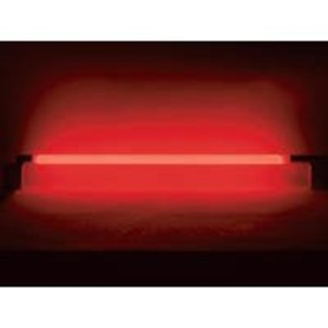 Tube fluo Sylvania 36W 26X1200mm ROUGE code 0002573