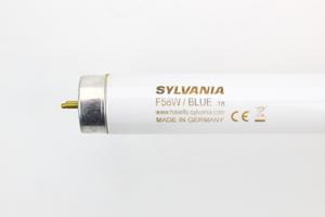 Tube fluo Sylvania 58W L58W/67 26X1500mm BLEU 0002571