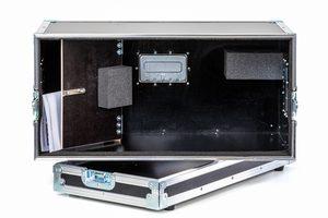 Flight case pour machine à fumée look  Cobra 3.1
