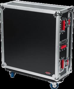 Flight case pour allen & heat QU-24
