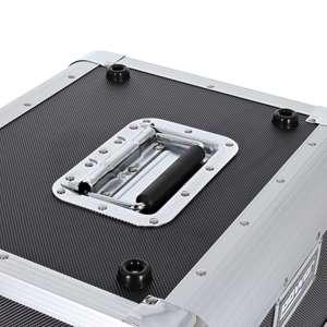 Flight case pour 90 vinyls 30cm