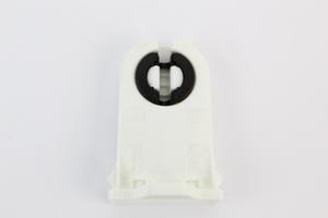 Douille clipsable sur reglette à verrouillage pour tube néon fluo G13