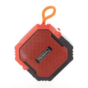Getone 15 Red Yourban Enceinte bluetooth compacte rouge